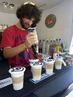 Softcoffee 5 latte machiatto