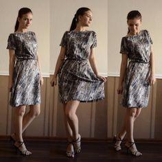 Шьём платье - тунику из …