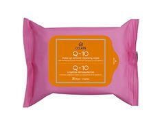 Q-10 Make-up Remover Cleansing Wipes (30 Wipes Per Pack)(10 Packs) * Find out more about the great product at the affiliate link Amazon.com on image.