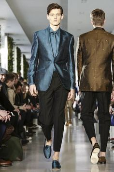 #RichardJames #Menswear #FallWinter2015 #London