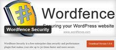 WordFence Antivirus WordPress efficace - La sécurité de votre site WordPress est primordiale. Tant de travail et d'articles sur votre blog et tout d'un coup, une simple attaque et... Patatra ! Tout est perdu, infecté, piraté...
