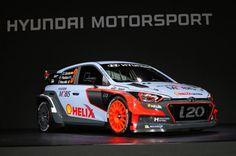 CARS - WRC : Hyundai Motorsport lève le voile sur l'i20 WRC 2016 ! - http://lesvoitures.fr/wrc-hyundai-motosport-leve-le-voile-de-li20-wrc-2016/