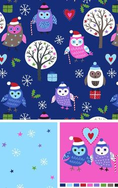 this site has all kinds of pictures of patterns and prints. This is great for inspiration on patterns and color combinations etc