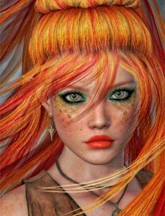 """Saatchi Art Artist Lauro Winck; Photography, """"Orange look"""" #art"""