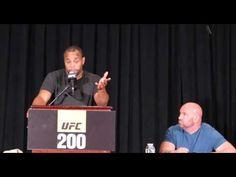 UFC 200 DANIEL CORMIER X SPIDER - YouTube