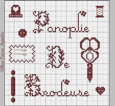 Cross Stitch Freebies, Cross Stitch Charts, Cross Stitching, Cross Stitch Embroidery, Le Blog De Vava, Everything Cross Stitch, Vintage Cross Stitches, Simple Cross Stitch, Body Drawing