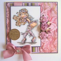 Whimsy Inspirations Blog: Kenny K Cards