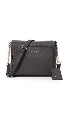 4128d6ab8ce35 DKNY Womens Bryant Park Cross Body Bag Black One Size     Want additional  info  Click on the image.