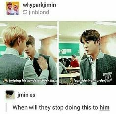 Yall he's not a napkin he's your mother the disrespect smh