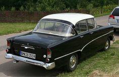 1959 - Opel Rekord 1700 - rear - P1