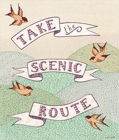 Scenic Route #VolvoJoyride
