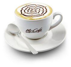 McDonald's McCafé Cappuccino | Flickr - Photo Sharing!