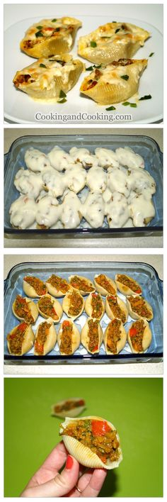 Stuffed-Shells-with-Ground-Beef