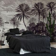 Oasis - wallpaper mural