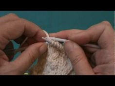 Knitting Cables with Knit Denise