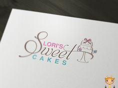 Lori's Sweet Cakes - Logo https://www.facebook.com/lorissweetcakes