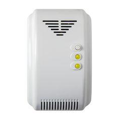 433 Mhz Sensor de gas combustible detector de Humo Inalámbrico Con Sistema de Alarma de Seguridad Detector de Fugas de Trabajo Inalámbrico Detector De Gas de combustión para G90B