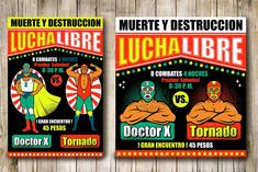 Lucha Libre Vintage Set FreeGraphicSource You saved to Draw Illustration Elements 2 Kurohana - Vintage Painted Flowers Mexican Wrestler, Flyer Template, Graphic Illustration, Cool Designs, Character Design, Wrestling, Drawings, Creative, Vintage