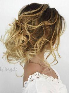 Elstile wedding hairstyles for long hair 25 - Deer Pearl Flowers / http://www.deerpearlflowers.com/wedding-hairstyle-inspiration/elstile-wedding-hairstyles-for-long-hair-25/ #weddinghairstyles