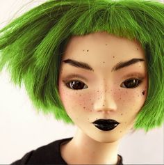 it up!: Pidgin Doll