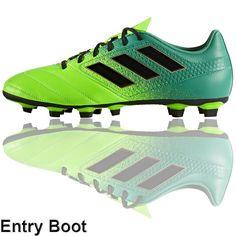 Adidas gioventù lionel messi fg scarpe (rame / verde): http