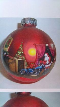 51 best Harley Davidson Christmas Ornaments images on Pinterest ...
