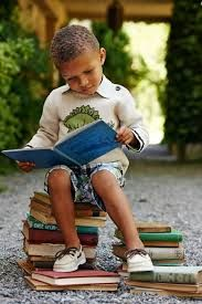 Image result for people with books