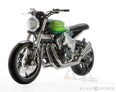 Kawasaki Z 40th Anniversary Edition