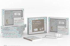 Mon coffret de naissance : Pour conserver les souvenirs de la première année de votre bébé ! de Martinière (éditions de la) http://www.amazon.fr/dp/2732446300/ref=cm_sw_r_pi_dp_WDR.vb0QC70GQ