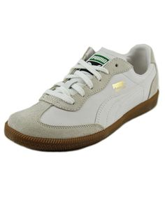 427126170 PUMA Puma Super Liga Og Retro Round Toe Leather Sneakers .  puma  shoes