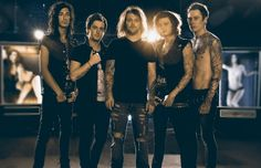 Asking Alexandria Asking Alexandria Announce Tour With Blessthefall, Chelsea Grin, Upon A Burning Body