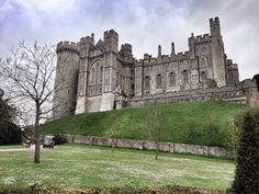 Arundel Castle in Arundel, West Sussex