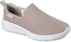 Skechers GOwalk Joy Slip-On Sneaker - Women's , Skechers Work, Slip On Sneakers, Slip On Shoes, Shoes Sneakers, Women's Shoes, White Slip On Vans, Clearance Shoes, Mens Fashion Shoes, Sports