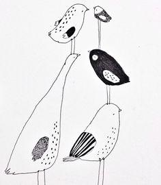 Majasbok //Birds