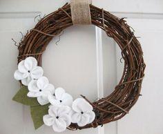 vine wreaths - Google Search