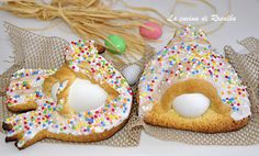 dolce in pasta frolla, tipico pasquale. Easter Recipes, Dessert Recipes, Easter Desserts, Easy Fruit Tart, Surprise Cake, Biscotti Cookies, Cheesecake Cupcakes, Italian Desserts, Easter Cookies