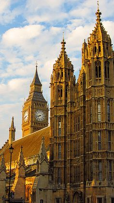 Big Ben .... Parliament, London  http://www.tauck.com/tours/europe-tours/great-britain-and-ireland-tours/england-travel-gb-2015.aspx