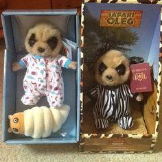 Knitting Pattern For Baby Oleg : compare the meerkat toys Aleksandr Meerkat and Sergei. Pinterest Toys, ...