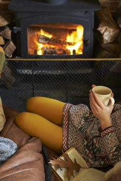 The 18 Coziest Things About Fall