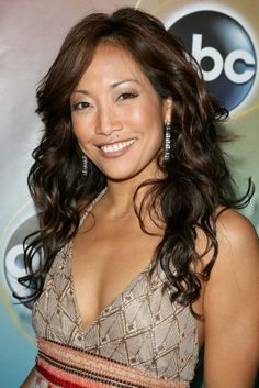 Carrie Ann Inaba (Japanese, Chinese, Irish)