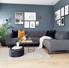 ~ Livingroom ~ 🌱 Håper alle har hatt en grei mandag 🖤 Her Home Living Room, Interior, Home, Living Room Colors, Living Room Decor, House Inspiration, House Interior, Room Decor, Home And Living