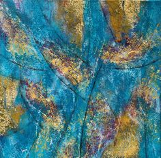 Les Zarts de Béné - Acrylique - 40 x 40 cm Art Abstrait, Abstract, Artwork, Painting, Chiaroscuro, Summary, Work Of Art, Auguste Rodin Artwork, Painting Art