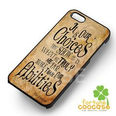 Albus dumbledore harry potter quote -wndh for iPhone 4/4S/5/5S/5C/6/6+,samsung S3/S4/S5/S6 Regular/S6 Edge,samsung note 3/4