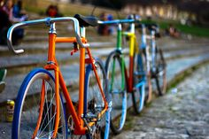 Fluo Bicycle