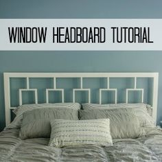 The boyfriend needs a headboard in his room and I have loads of wood...*grabs staple gun* *runs*