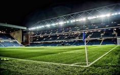 Park Rangers, Rangers Football, Rangers Fc, Stadium Wallpaper, Football Wallpaper, Football Stadiums, Football Players, Sports Wallpapers, Desktop Pictures