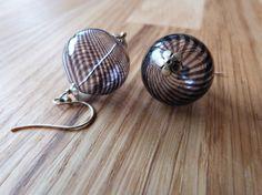 Bekijk dit items in mijn Etsy shop https://www.etsy.com/nl/listing/256583645/geweldige-lampwork-oorbelllen-sterling