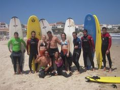 Surfer's Bay - Hostel in Peniche, Portugal  This hostel is located right on the beach and has a variety of sport activities, from surfing to  yoga or  massages.