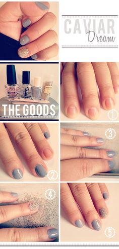 This is gonna be my next nail adventure ;)