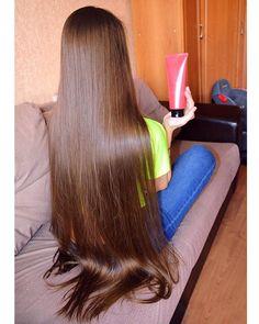 Long Brown Hair, Very Long Hair, Beautiful Long Hair, Rapunzel, Long Hair Styles, Sexy, Beauty, Instagram, Women